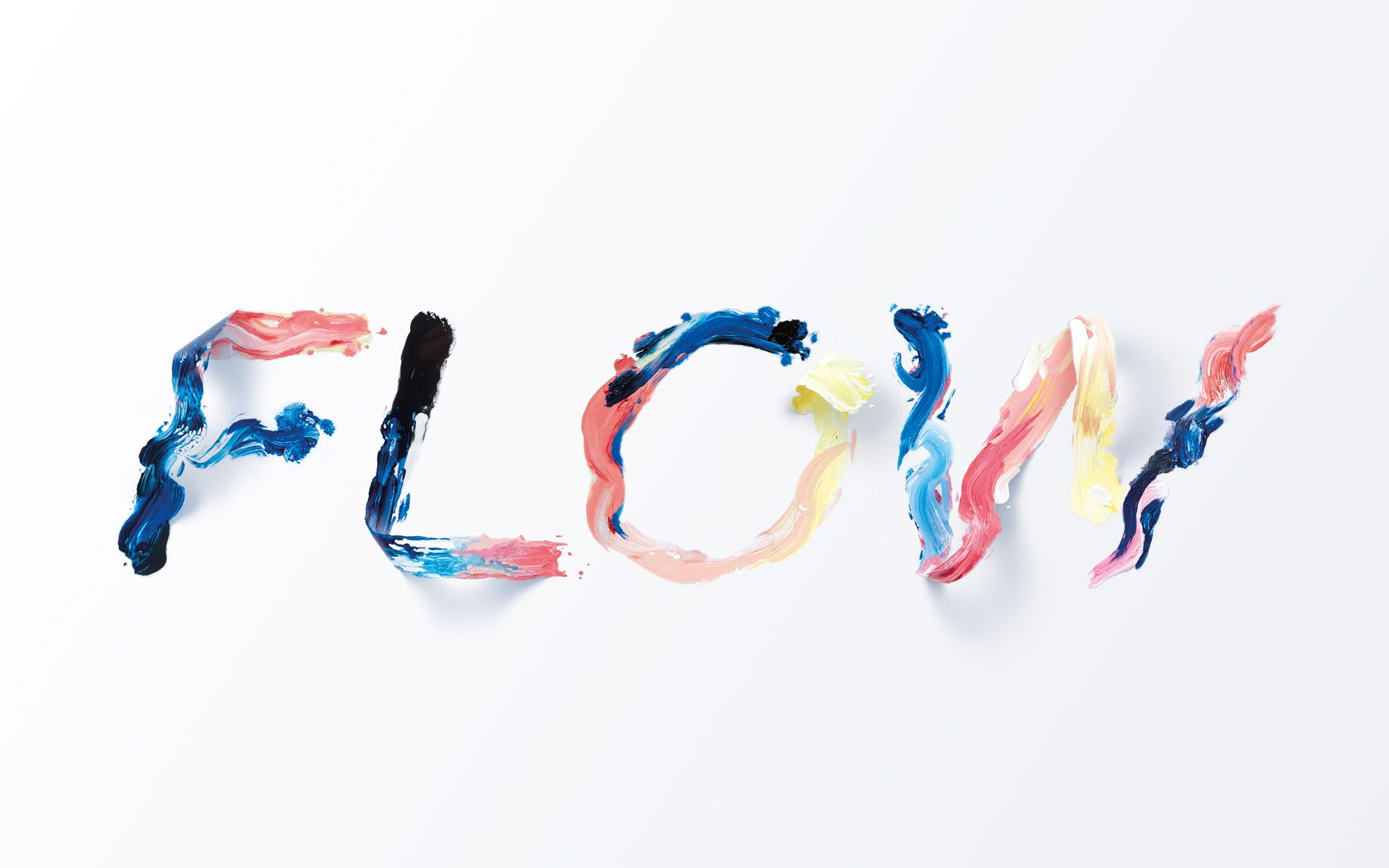 FLOW / Sawdust (UK) is the award-winning creative partnership of Rob Gonzalez and Jonathan Quainton. Focusing on bespoke typography, image-making a...