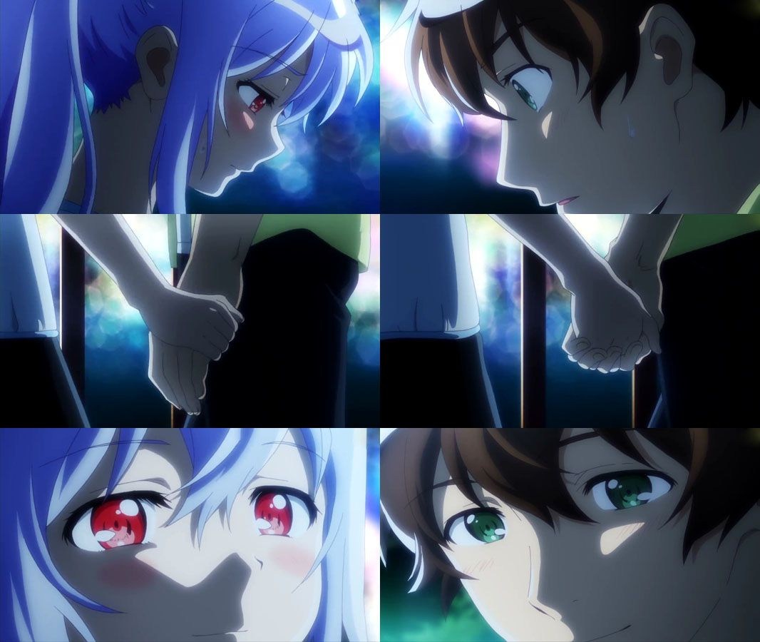 Plastic Memories, anime ,love , romance Plastic memories