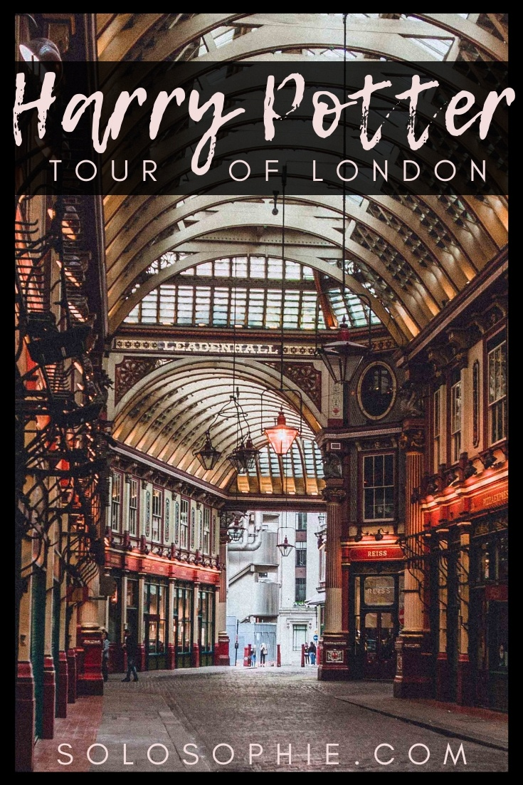 10 Magical Locations To Enjoy Harry Potter In London Solosophie Harry Potter London Harry Potter Tour Harry Potter Places