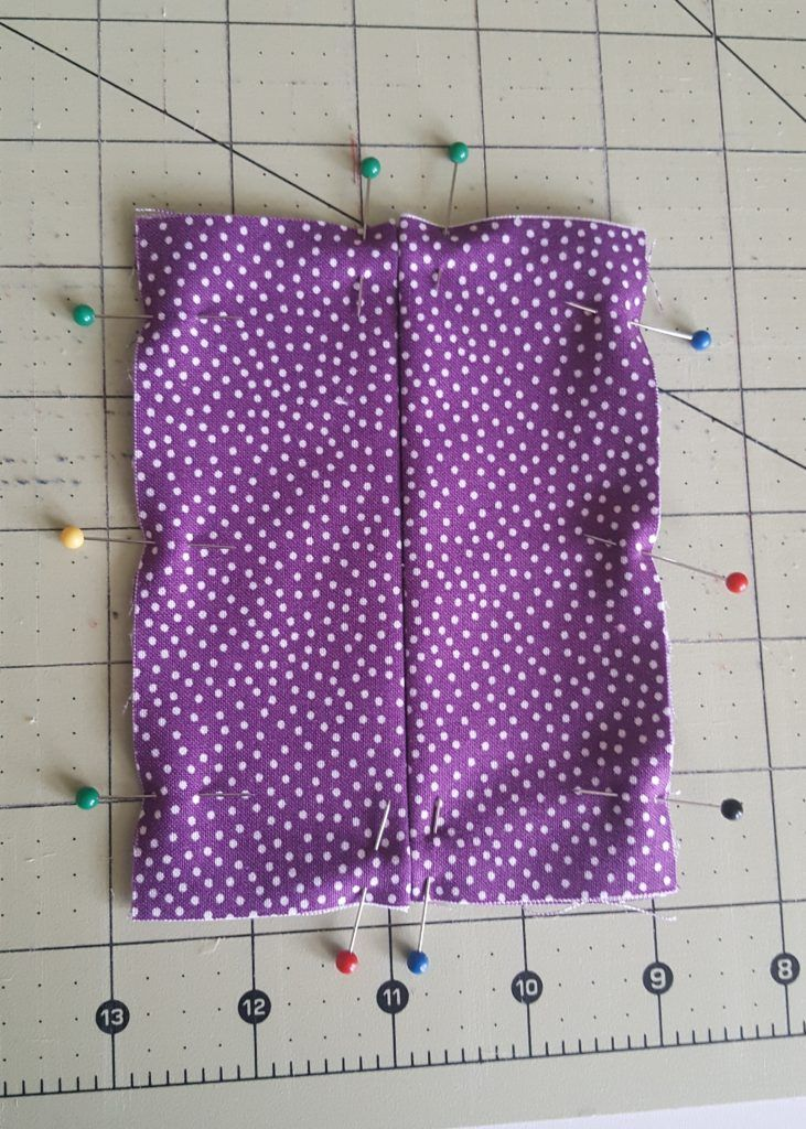 How to Sew an Easy Travel Fabric Tissue Holder (With