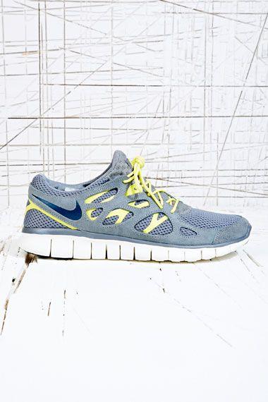 nike free run gris homme