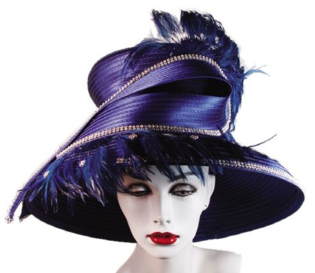SF2153,Dressy Church Hats Spring And Summer 2015