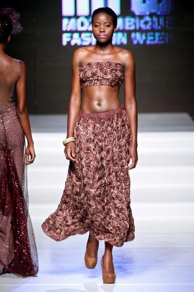 mozambique fashion week 2013 / micaela