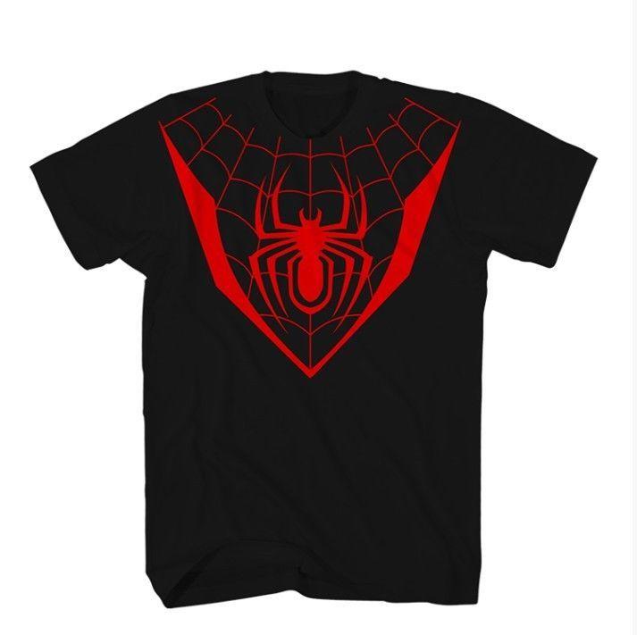 marvel ultimate spider man logo t shirt free shipping small rh pinterest co uk Spider-Man Venom Logo Spider-Man 2 Logo