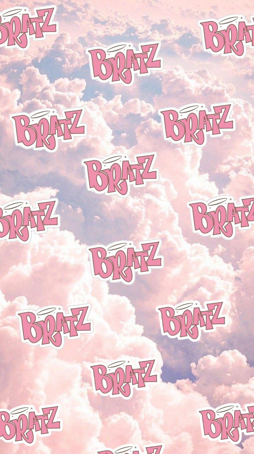 Bratz Wallpaper Aesthetic Iphone Wallpaper Iphone Wallpaper Girly Phone Wallpaper Pink
