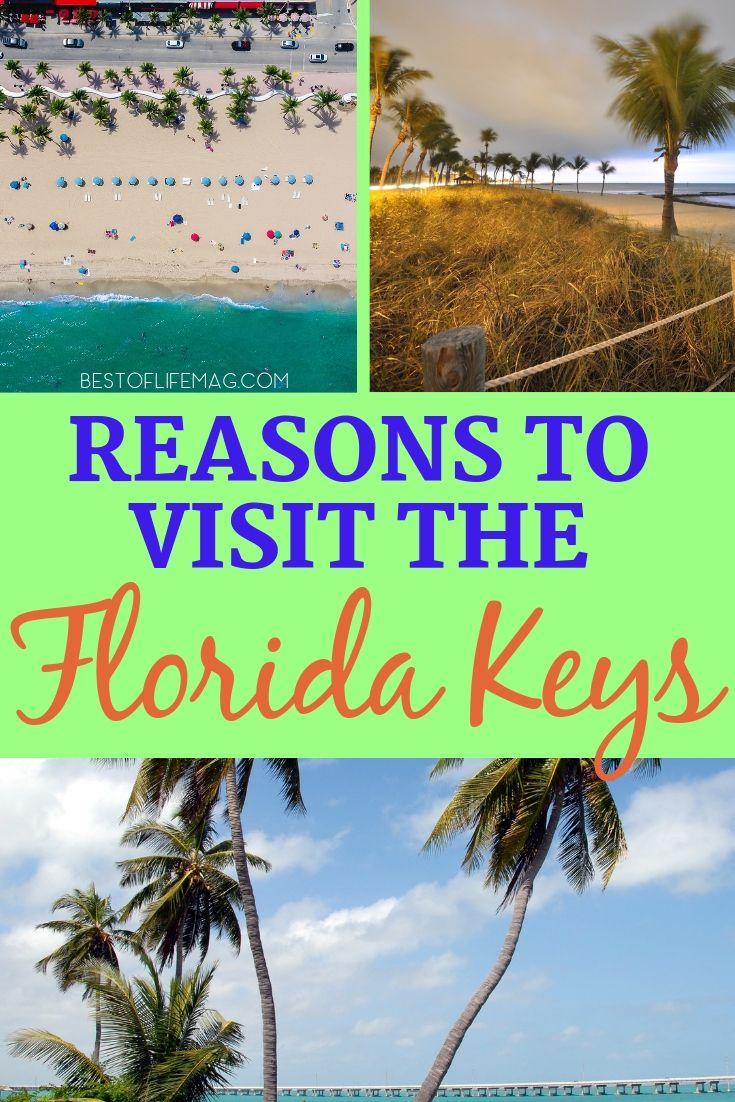 Reasons To Visit Florida Keys As A Travel Destination Best Of Life Mag Visit Florida Florida Keys Travel Destinations