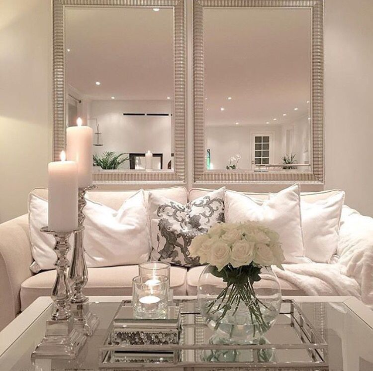 Living Room Table Decorations Ideas