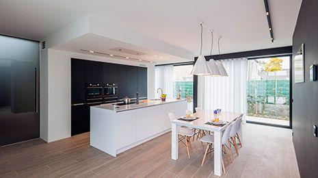 Kijkwoning virtuele rondleiding keuken pinterest kitchen