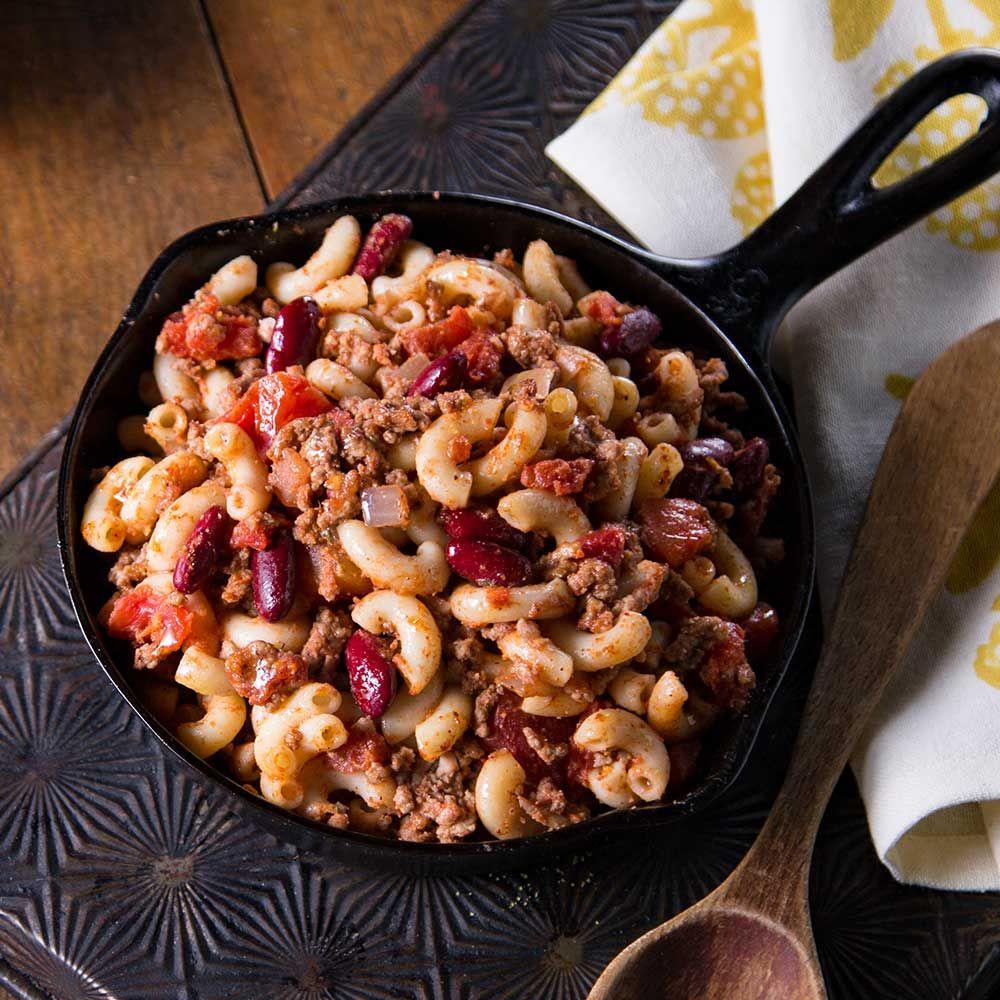 Photo of Hearty Chili Macaroni