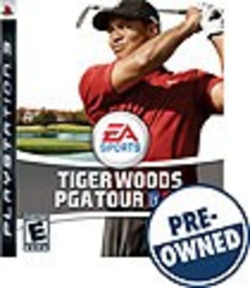 tiger woods pga tour 08 â u20ac u201d pre owned playstation 3 15429