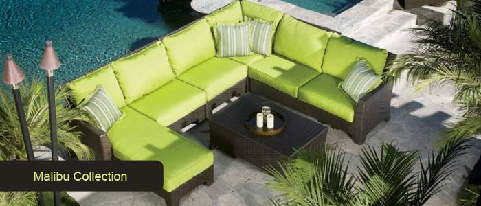 Desert Patio Resin Wicker Outdoor Furniture Rancho Mirage Palm Springs San Juan Capistrano