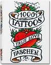 1000 Tattoos (Klotz, TASCHEN 25 Edition)