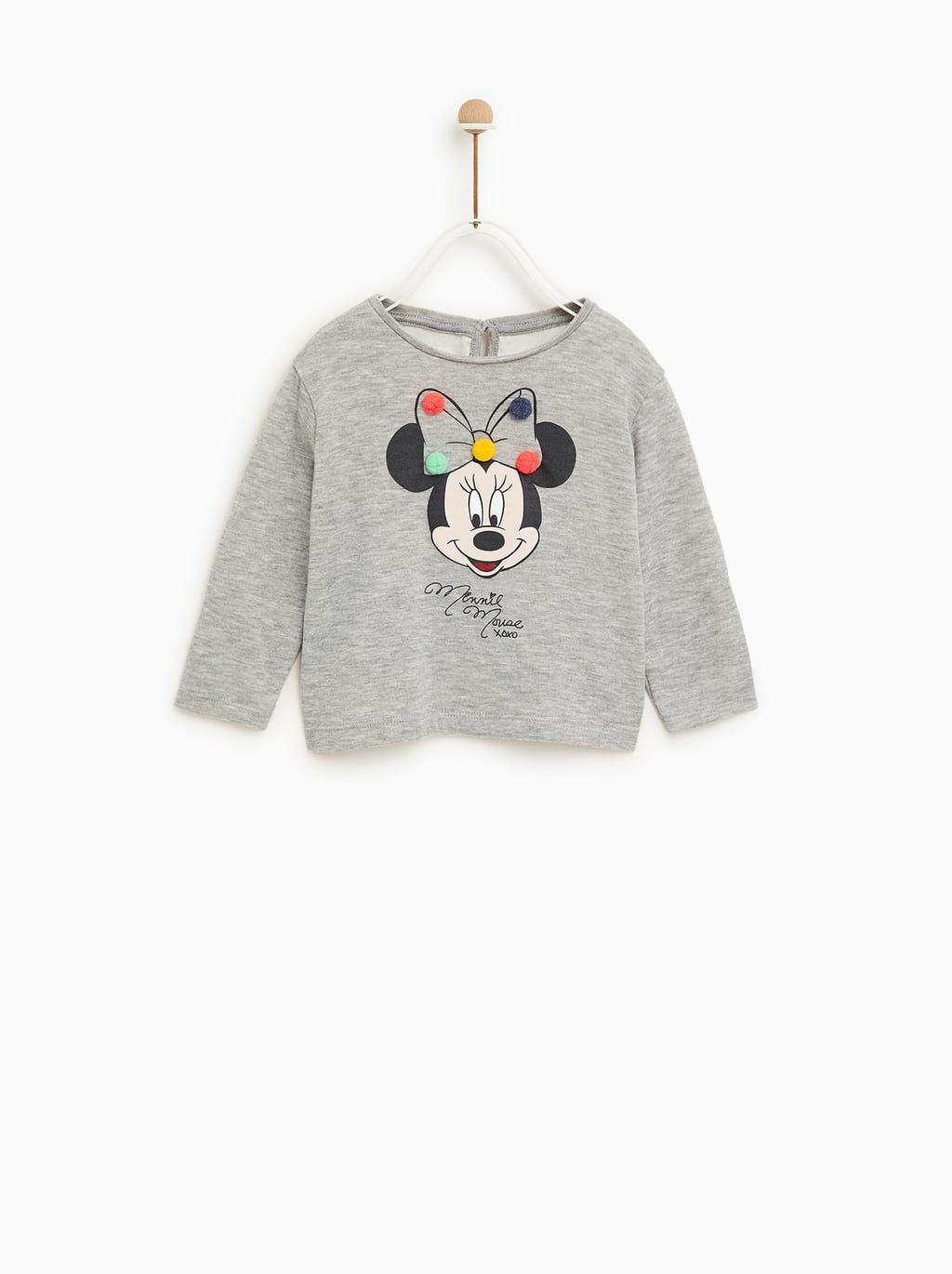 8cd19b27 Image 1 of MICKEY MOUSE® T-SHIRT from Zara | Grandkids | Mickey ...