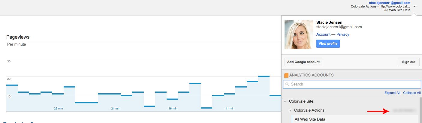 How To Add Google Analytics Tracking Inside Your Wordpress