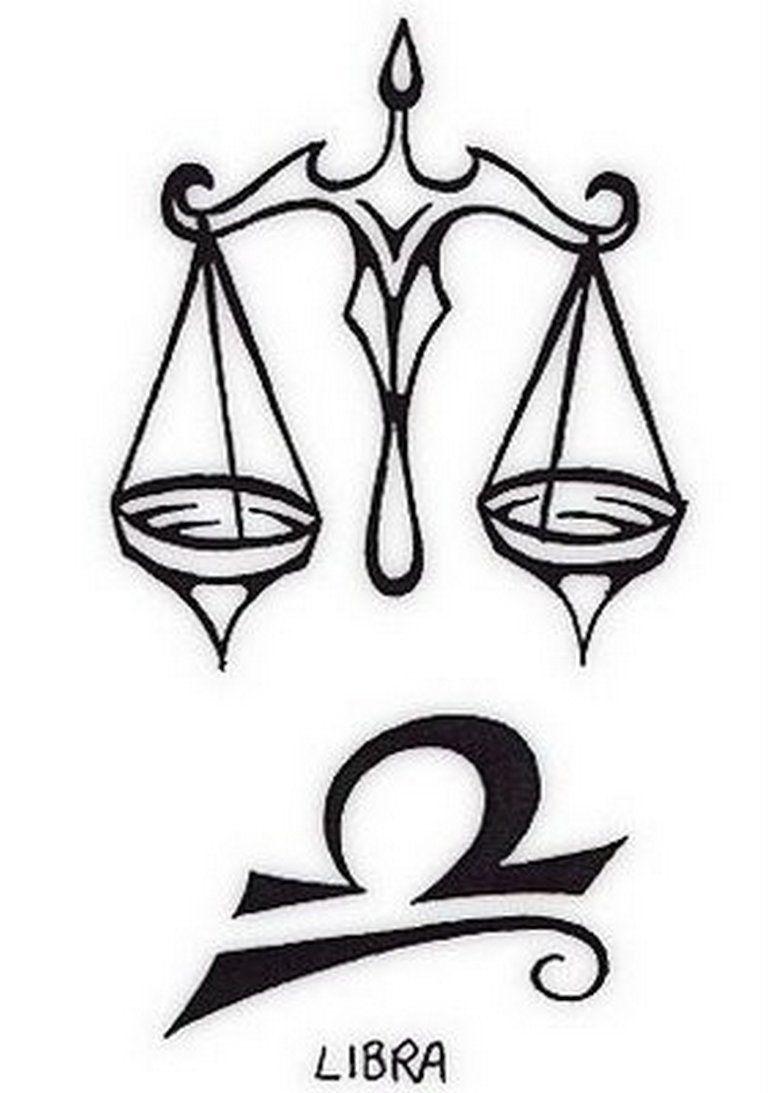 75 Aussergewohnliche Waage Tattoo Designs