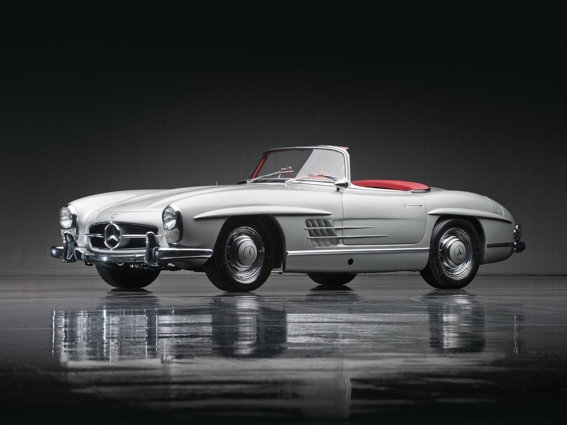 1957 Mercedes Benz 300sl Roadster Mercedes Benz Classic Mercedes Benz Benz