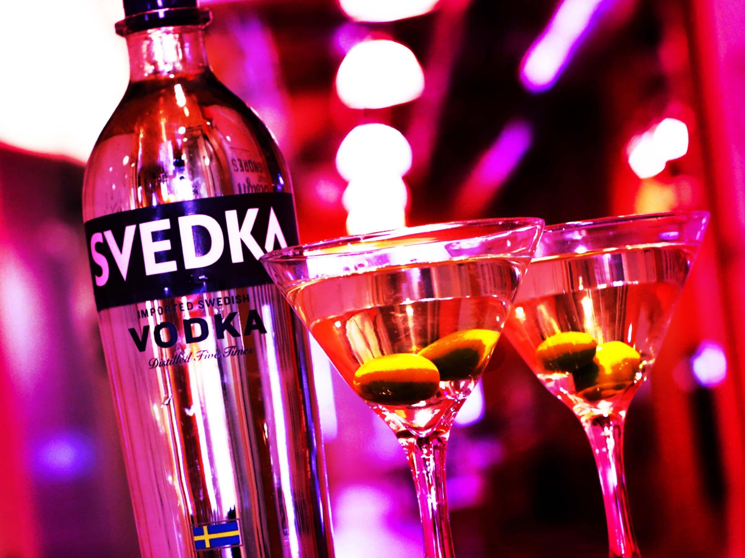 You Fancy Svedka Vodka Cocktails Svedka Vodka Martini