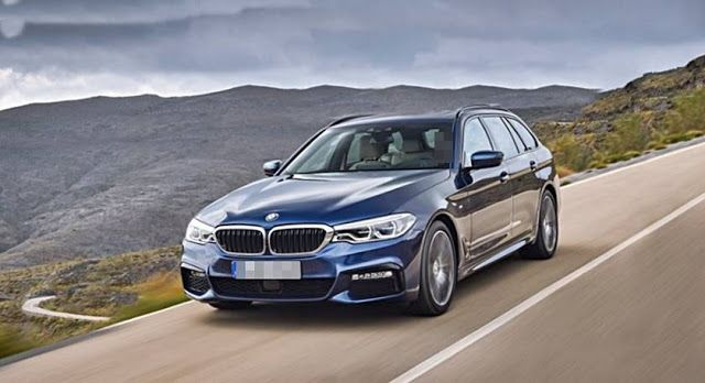 2018 Bmw 530d Touring Euro Spec Review Bmw Touring Bmw Cars