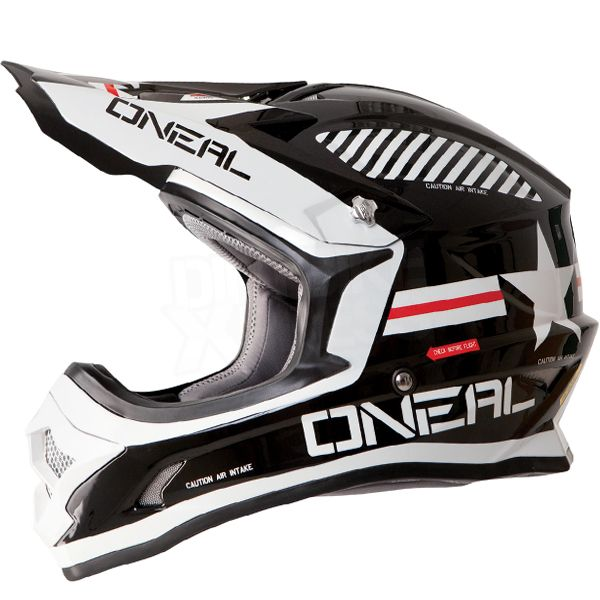 ONeal Oneal 3/Series Attack Youth Casco Motocross