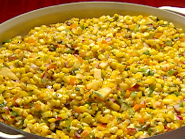 Corn Salad Recipe Barefoot Contessa