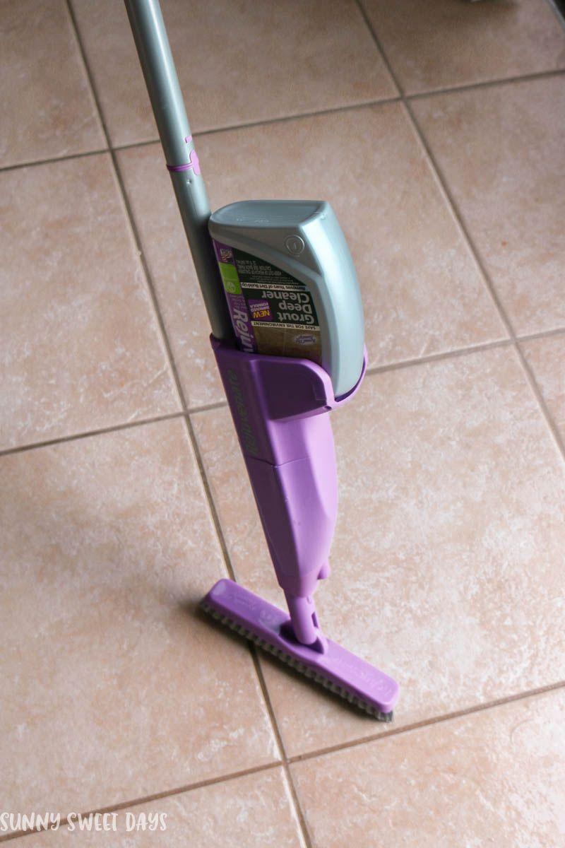 How To Clean Tile Floors Cleaning Tile Floors Tile Floor Cleaning