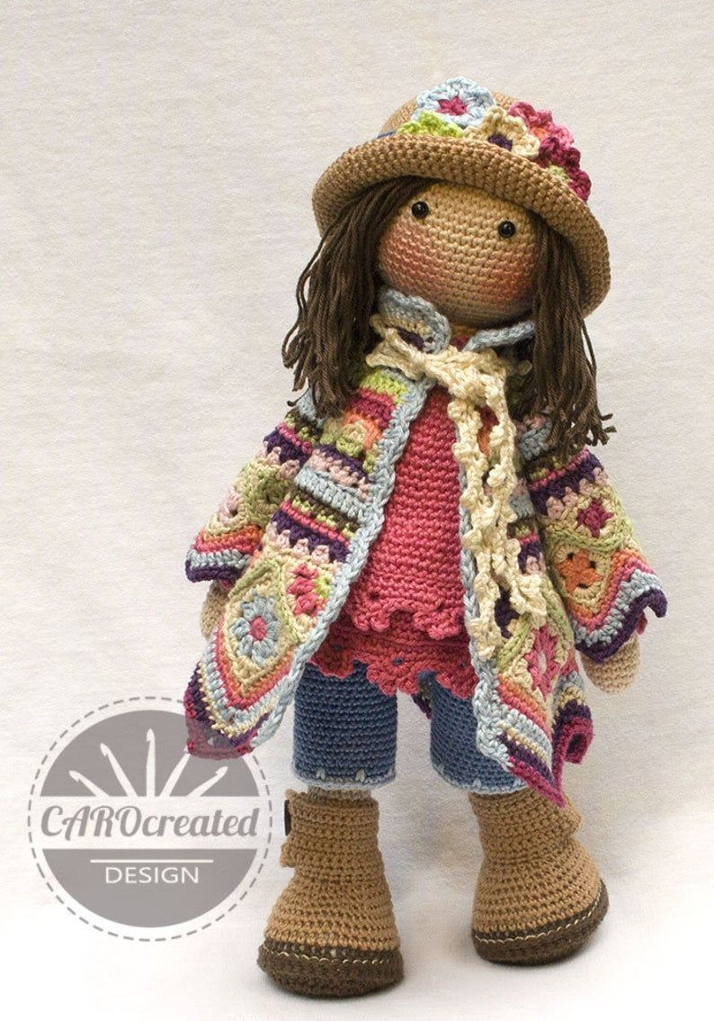 Our Favorite Pinterest Crochet Patterns | Crochet doll, Crochet ... | 1134x794
