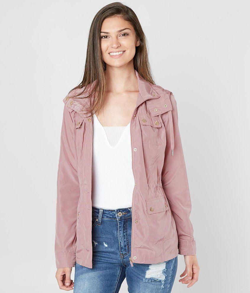 26 International Anorak Hooded Jacket Women S Coats Jackets In D Mauve Buckle Jackets For Women Coats For Women Rain Jackets Outfit [ 991 x 845 Pixel ]