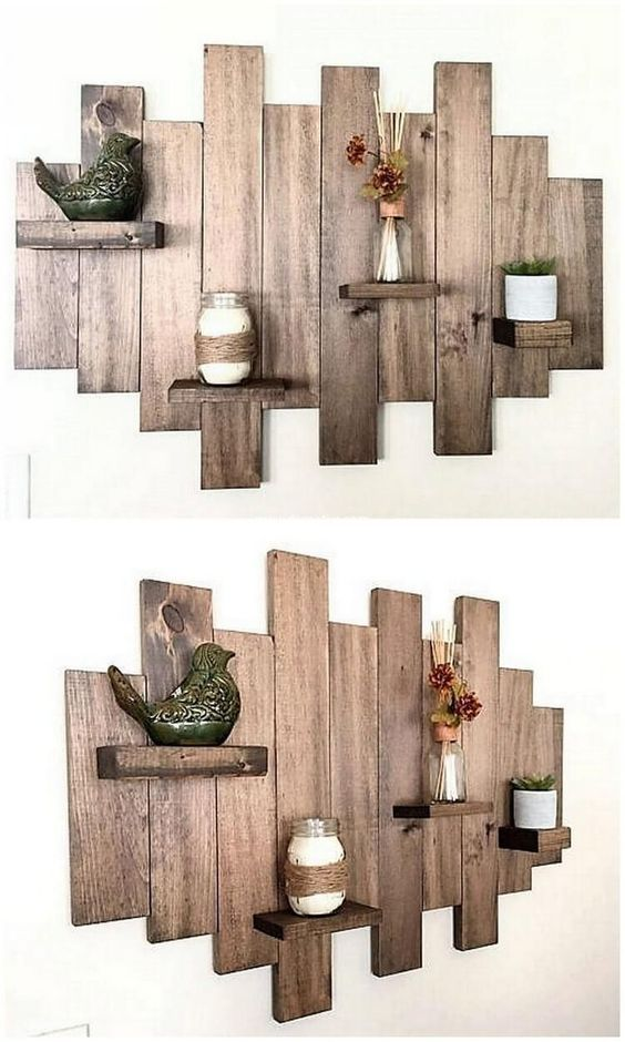 Ideas For Making Different Objects With Pallets