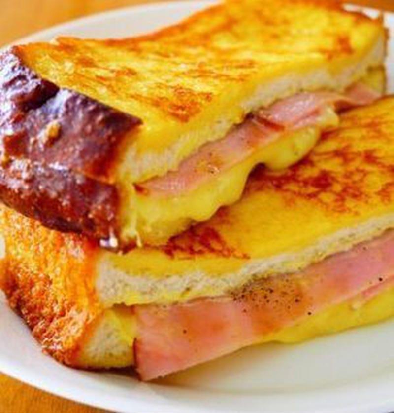 きっとアナタも真似したくなる!食パンと卵を使った絶品朝食