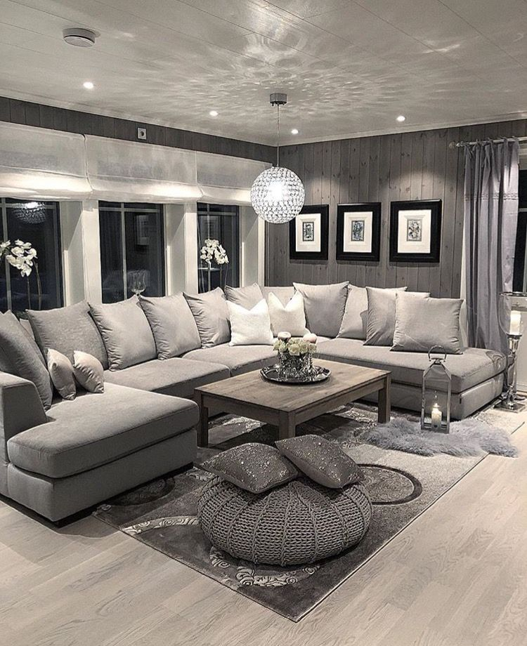 15 Modern Living Room Ideas: Oh Yeah! 😍.. This Screams Cozy/relaxing To Me..