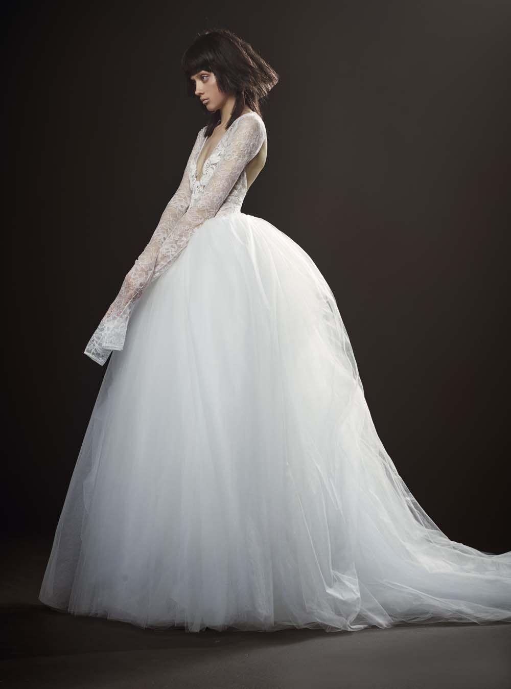Model 2018 Vera Wang Bridesmaid Dresses