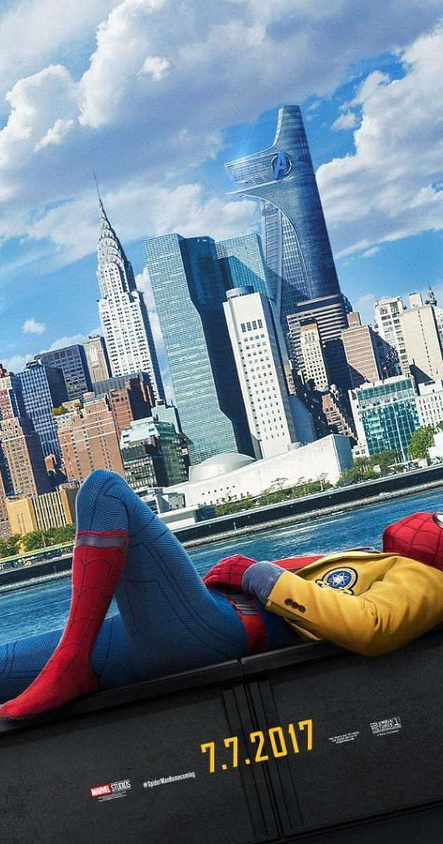 Spider Man Homecoming Imdb : spider, homecoming, Directed, Watts., Robert, Downey, Holland,, Marisa, Tomei,, Donald, Glover., Fo…, Spider, Homecoming, 2017,, Posters,, Spiderman