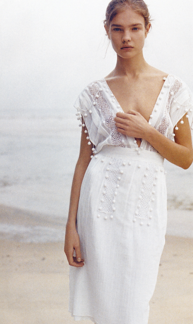 relaxed wedding dresses