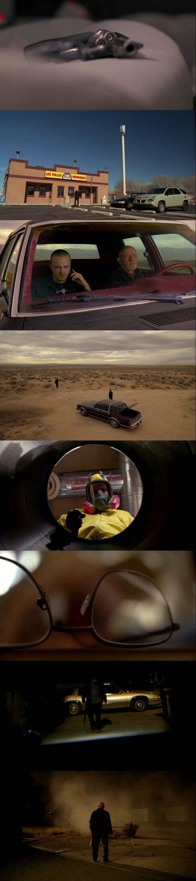 Breaking Bad (2008 - 2013) Season 4 Episode 5: Shotgun