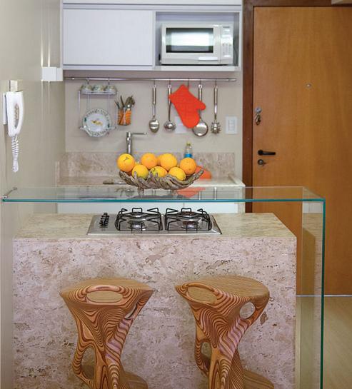 C mo dividir ambientes en peque os espacios dise o y for Decoracion hogares pequenos