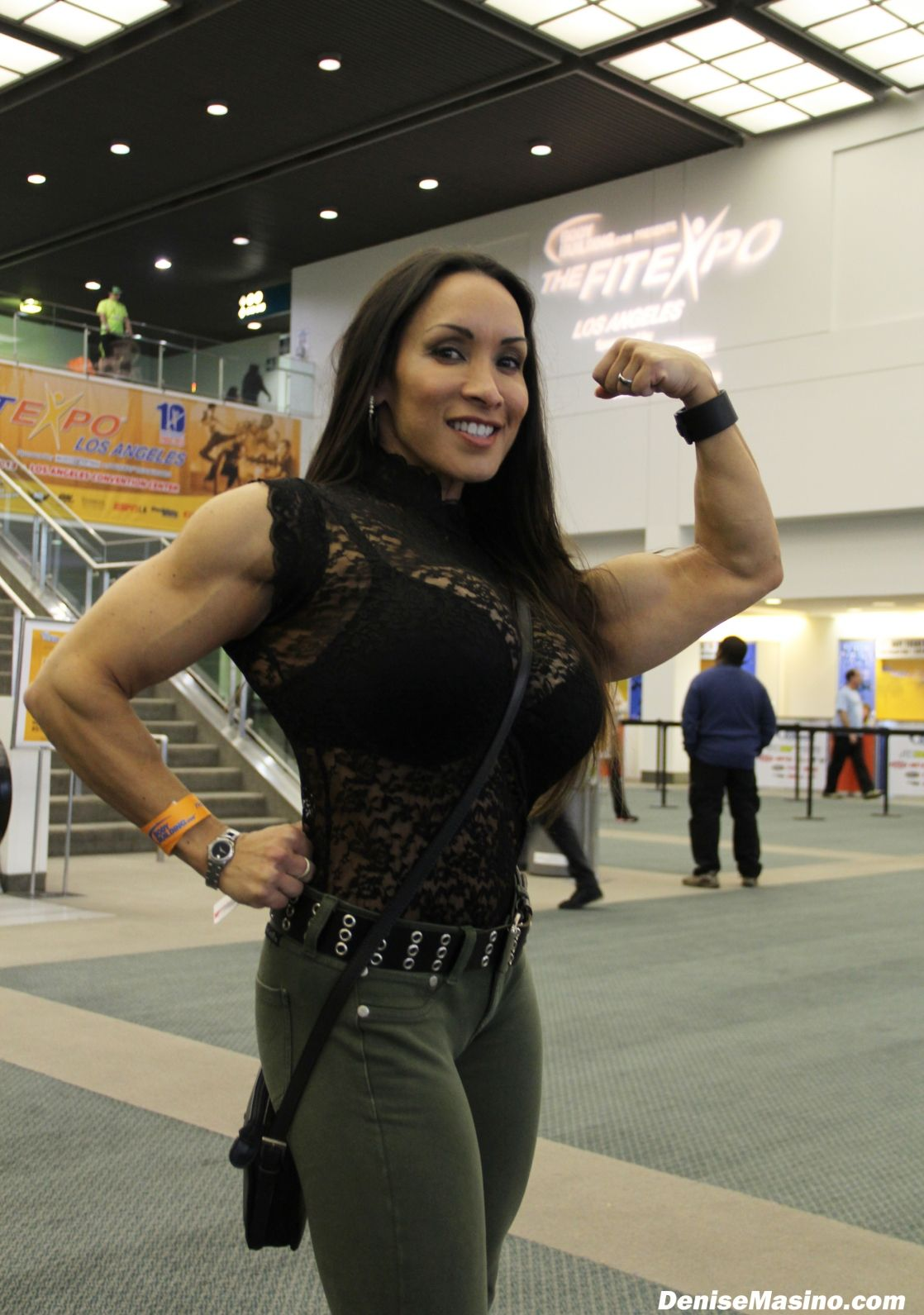 Denise Masino | Bodybuilding & Health | Pinterest