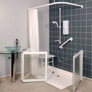 Disabled Shower Get more info about the best shower for