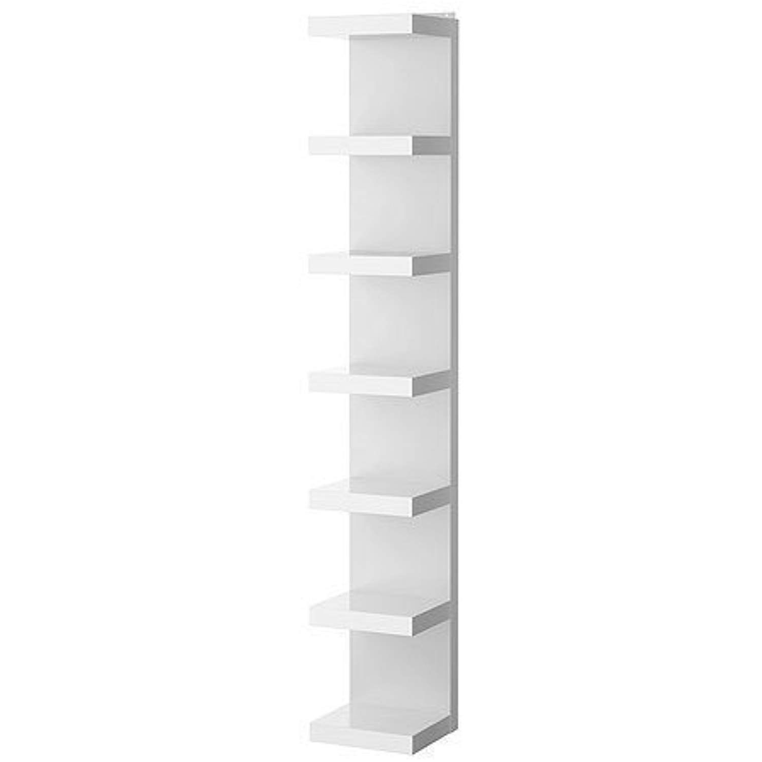 Ikea 602 821 86 New Lack Wall Shelf Unit White Continue To The Product At The Image Link This Is An Affiliate Link Ikea Lack Wall Shelf Wall Shelf Unit Ikea White Shelves