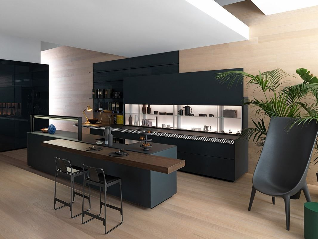 Exquisite Kitchens Designed By Italian Brands Reveal Their Recipes