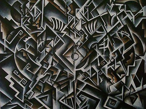 Duality  by Brandon Allebach