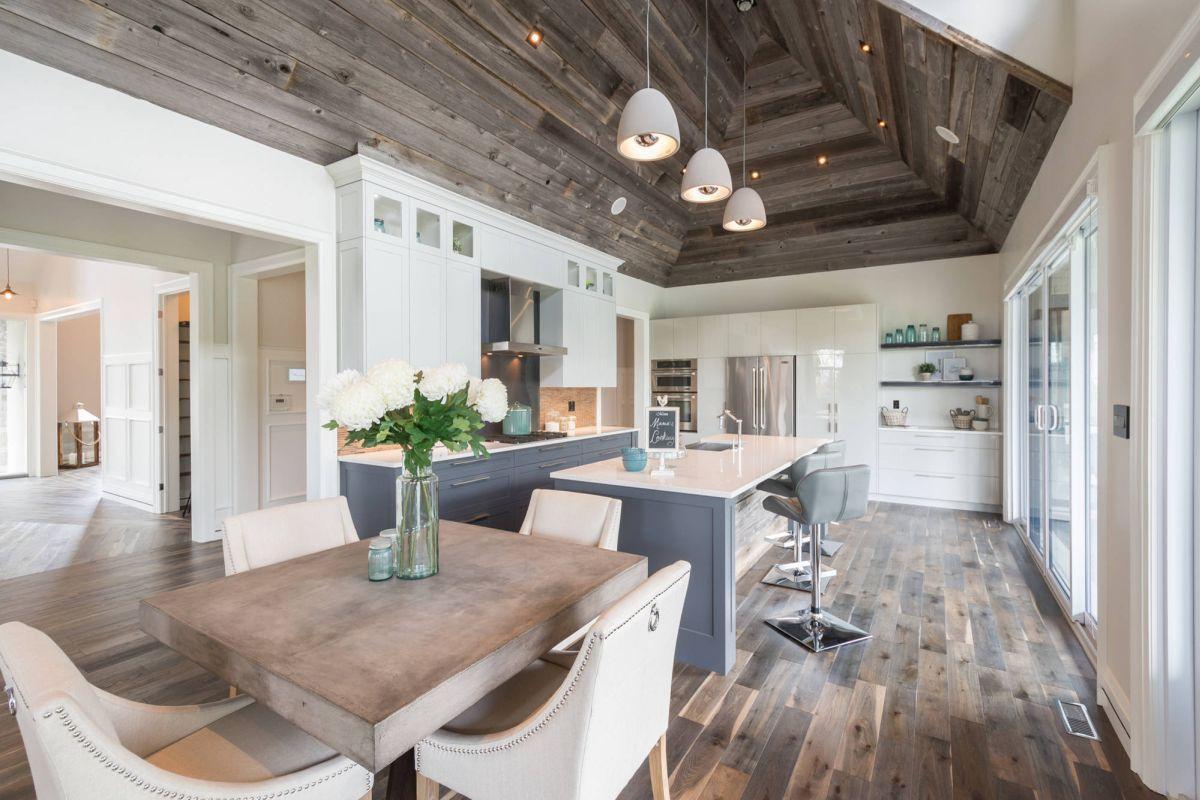 15 Schone Holzboden In Der Kuche Deko Und Ideen Hardwood Floors In Kitchen Floor Design Home