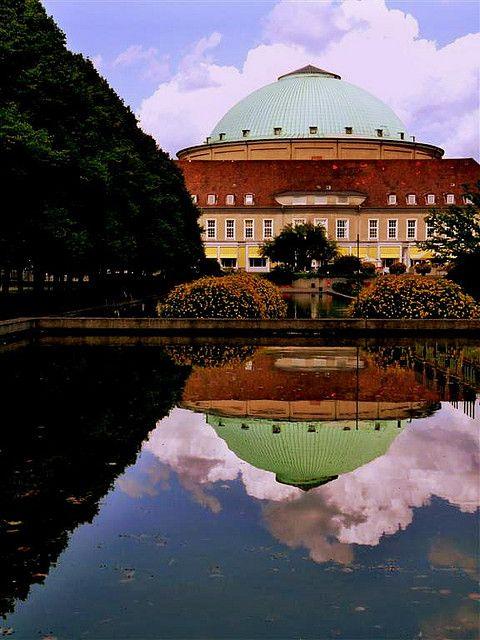 townhall reflection (mit Bildern) Hannover, Deutsche
