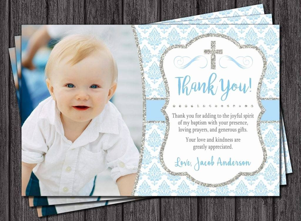Thank You Cards For Baptism Lovely Free 12 Baptism Thank You Cards In Word Psd Ai Eps Vector Baptism Thank You Cards Thank You Cards Pink And Gold Invitations