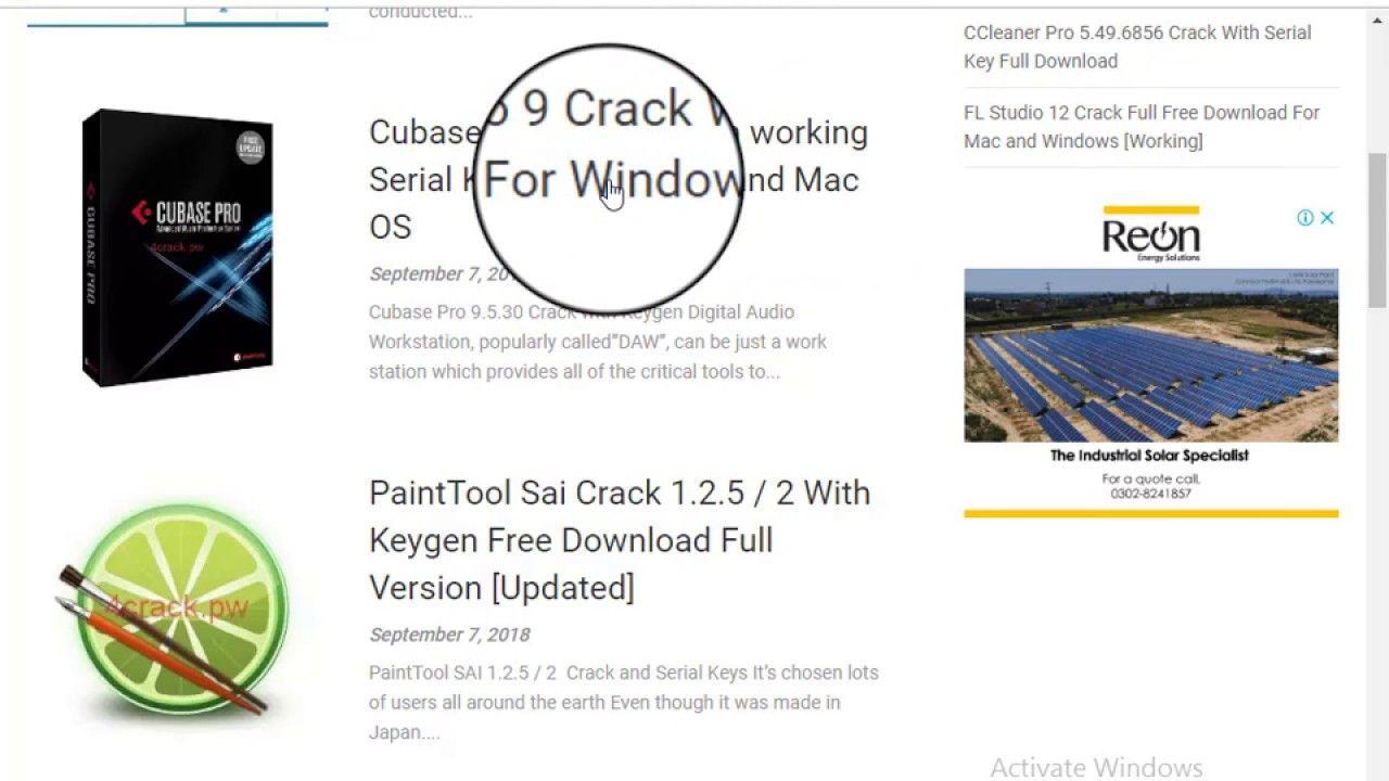 cubase pro 9 free download full version crack serial key
