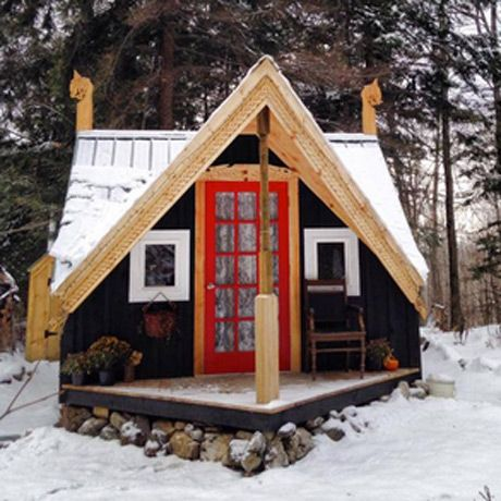 Five mountain homes to rent this winter.