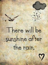 Image result for images of sunshine after rain