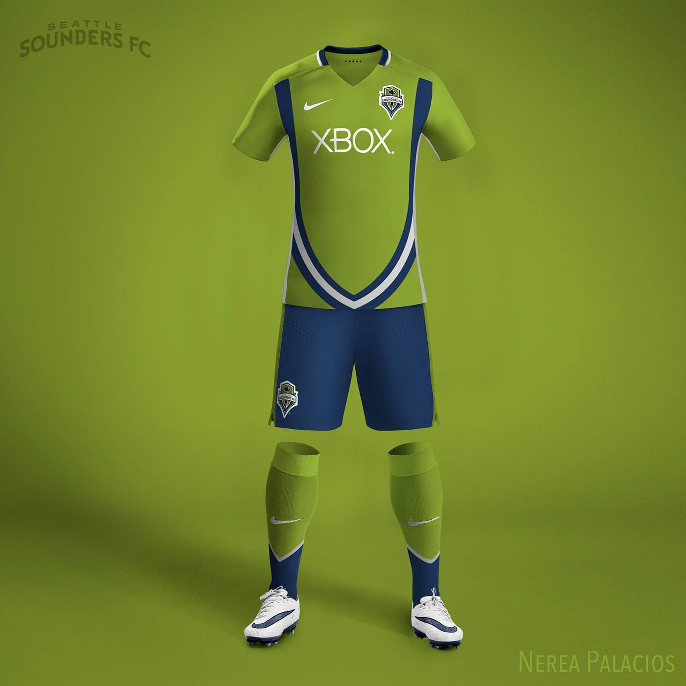 Nike mexico jersey 2017 one pen one page - Nike Mls Concept Kits By Nerea Palacios Seattle Sounders Fc