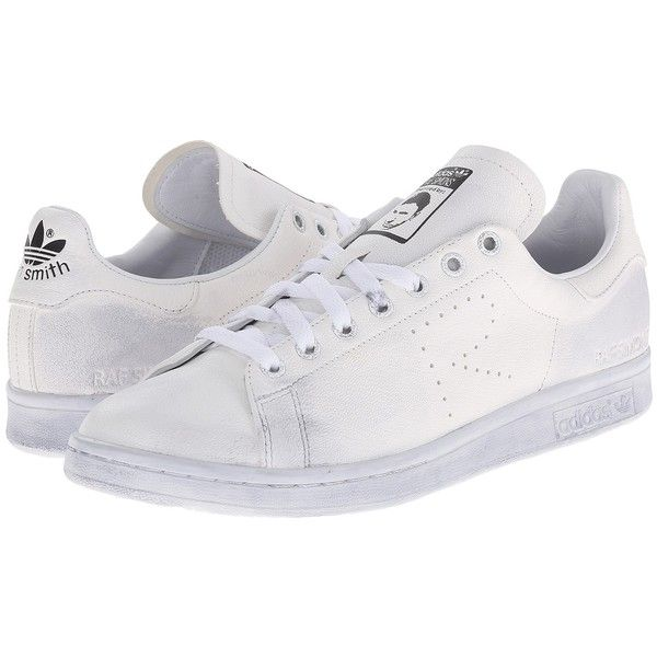 Adidas By Raf Simons Simons Stan Smith- Ftwr White/Core Black/Ftwr White sneakers