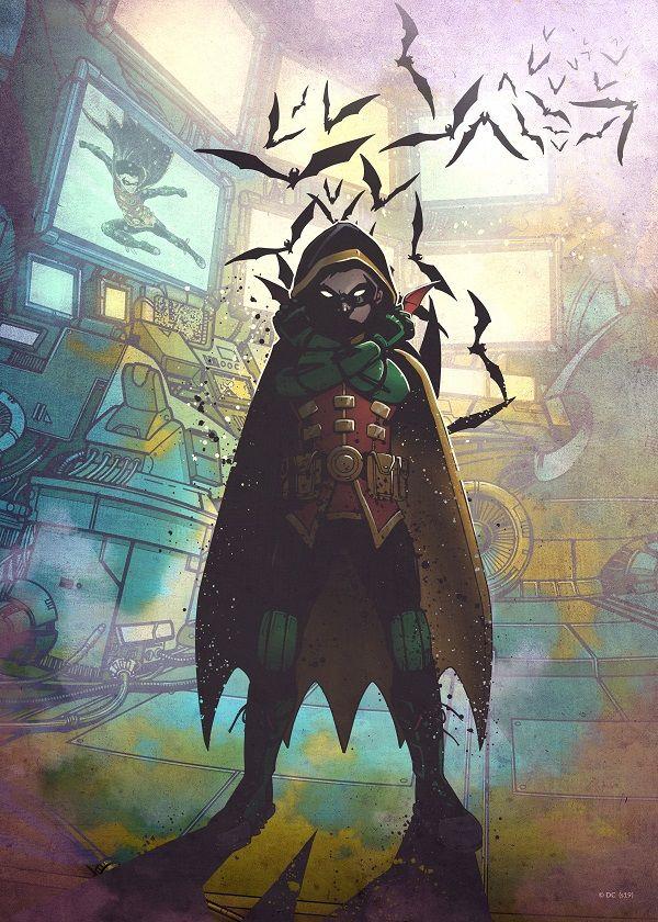 DC Comics Classic Heroes Displate Posters