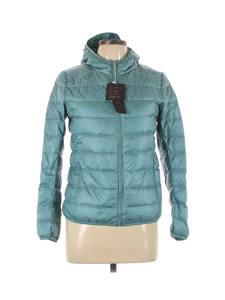 Assorted Brands Jacket Blue Solid Jackets Outerwear Size X Large In 2021 Outerwear Jackets Jackets Outerwear [ 1024 x 768 Pixel ]